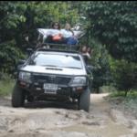 """Koh Samui Attività & Escursioni - 4x4 un sacco d'azione """"off road"""""""