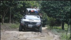 Off Road Ausflug - gebucht mit Easy Day Samui