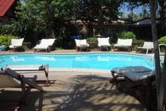 The Waterfront Resort Pool - Koh Samui Hotel in Bophut