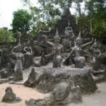 Koh Samui - buddha secret garden