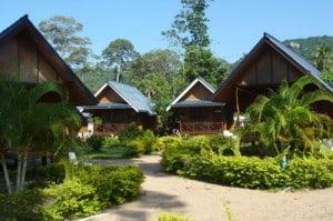 Seashell Resort Koh Tao und Tauchcenter gebucht mit Easy Day Samui