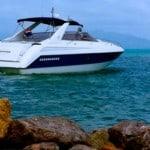 """Samui Boat Charter - """"Clear Sky"""", a 40f Sunseeker yacht."""