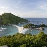 Koh Nang Yuan offre i migliori siti per fare Snorkeling della regione
