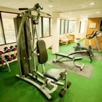 Fitness Room at Chaba Samui Resort