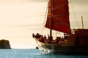 """Boat Charter Koh Samui on board """"Chantara"""""""