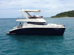 Boot Charter Samui - Diamond Catgebucht bei Easy Day Samui