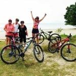 Mezza giornata in bici a Samui