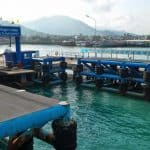 Koh Samui Ferry Piers - Nathon Pier