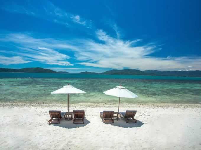 Beach Paradise Koh Madsum