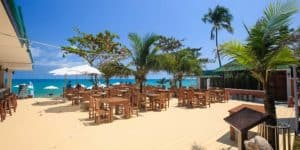 Lamai Coconut Beach Resort - Restaurant