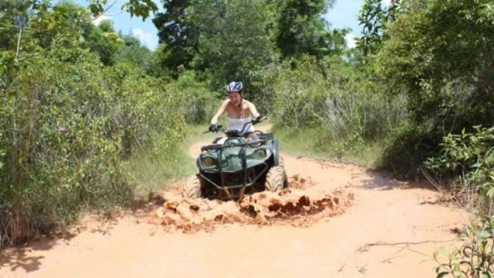 ATV riding - Things to do in Koh Samui